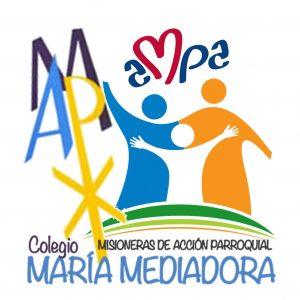 LOGO AMPA MARIA MEDIADORA (1)