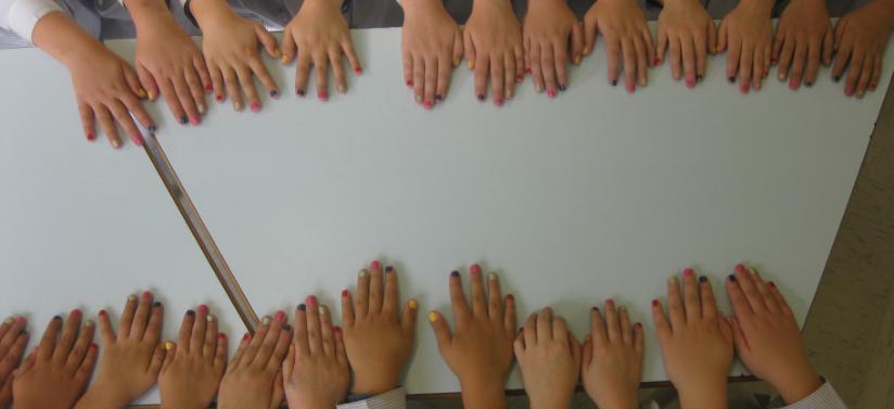 Huzayl Vivan las uñas
